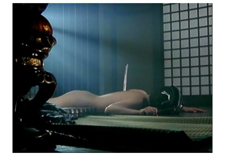 時代劇名シーン一覧/眠狂四郎 江戸城に渦巻く陰謀!母よ、妻よ、女たちよ、円月殺法、御照覧あれ!!(制作/テレビ朝日・東映)より